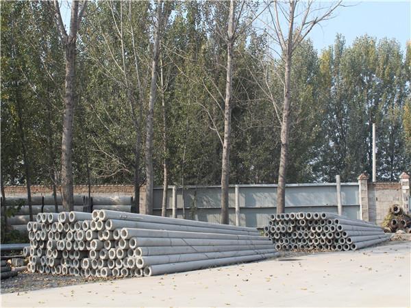 做好以下几方面可以提高水泥电线杆的强度和质量