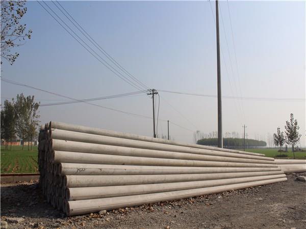 优质的水泥电线杆要符合哪些构造要求